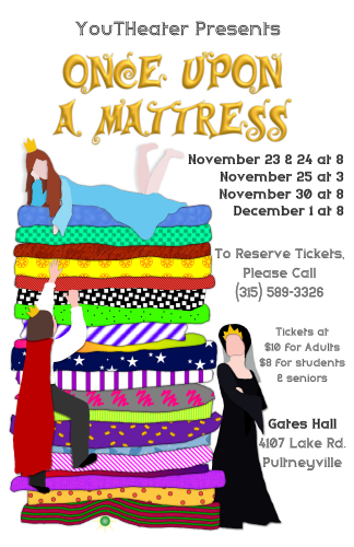 once upon a mattress poster. Once Upon A Mattress Poster